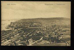 Bingerbruck Totalansicht Der Rhein Ludwig Felst - Germany