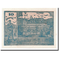 Billet, Autriche, Offenhausen, 10 Heller, Château, 1920, 1920-07-11, SPL - Autriche