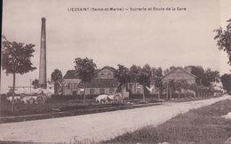 LIEUSAINT Sucrerie Et Route De La Gare - Autres Communes