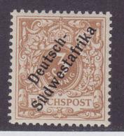 Dt.Kolonien Deutsch-Südwestafrika MiNr. 5b ** Gepr. - Kolonie: Deutsch-Südwestafrika