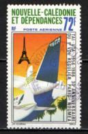 NUOVA CALEDONIA - 1986 - PRIMO VOLO REGOLARE DA PARIGI A NOUMEA - USATO - Posta Aerea