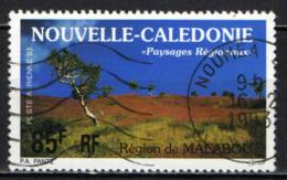 NUOVA CALEDONIA - 1993 - PAESAGGI REGIONALI: REGIONE DI MALABOU - USATO - Posta Aerea