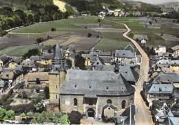 65 - CAMPAN : L'Eglise - CPA - Hautes Pyrenées - Campan