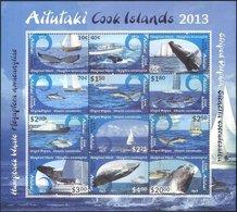 Aitutaki, 2013. [n0005] Marine Fauna (s\s) - Baleines