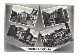 CARTOLINA DI INDUNO OLONA - VARESE - 2 - Varese