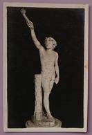 TORSO EFEBICO RESTAURATO COME LAMPADOFORO - Statua Arte Romana - Roma, Museo Nazionale - Hellenistic Roman Art Sculpture - Sculture