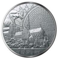 FRANCE JETON  Médaille RECONSTRUCTION DE NOTRE DAME 2019 FRAIS ENVOI GRATUIT ! - Monedas / De Necesidad