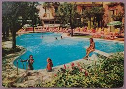 MONTECATINI TERME (Pistoia) - GRAND HOTEL CROCE DI MALTA - Piscina Riscaldata - Swimming Pool Piscine Schwimmbad  Nv T2 - Pistoia