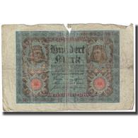 Billet, Allemagne, 100 Mark, 1920, 1920-12-31, KM:69b, B - 1918-1933: Weimarer Republik