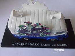 RENAULT 1000 KG LAINES DU MARIN - Advertising - All Brands
