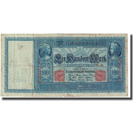 Billet, Allemagne, 100 Mark, 1910, 1910-04-21, KM:42, TTB - [ 2] 1871-1918 : German Empire