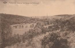 Felenne, Vue  Sur Les Usines De Flohimont - Beauraing