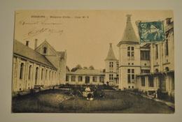 02 Aisne Soissons Hospices Civils Cour N° 3 - Soissons