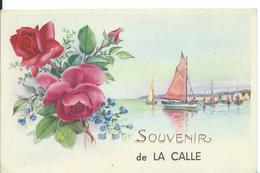 ***   LA CALLE  (   ALGÉRIE )    SOUVENIR DE LA CALLE - Algeria
