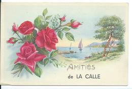 ***   LA CALLE  (   ALGÉRIE )     AMITIÉS DE LA CALLE - Algeria