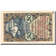 Billet, Autriche, Traismauer, 50 Heller, Ecole, 1920 SPL Mehl:FS 1078II - Autriche