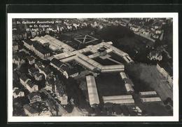 AK St. Gallen, St. Gallische Ausstellung 1927, Ausstellungshallen - Expositions