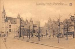 ANTWERPEN - Bex-Plaats En 't Steen (Museum) - Antwerpen