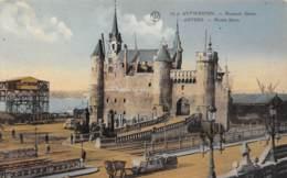 ANTWERPEN - Museum Steen - Antwerpen