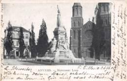 ANVERS - Monument Loos - Antwerpen