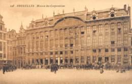 BRUXELLES - Maison Des Corporations - Monumenten, Gebouwen