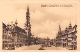 BRUXELLES - Vue Générale De La Grand'Place - Marktpleinen, Pleinen