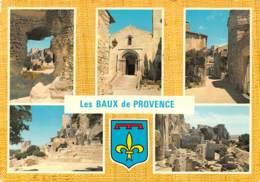 CPM - 13 - Les BAUX De PROVENCE - Les-Baux-de-Provence