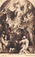 RUBENS - L'Assomption De La Vierge - Musée De Bruxelles - Peintures & Tableaux