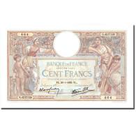 France, 100 Francs, Luc Olivier Merson, 1939, 1939-01-26, SPL, Fayette:25.40 - 1871-1952 Anciens Francs Circulés Au XXème