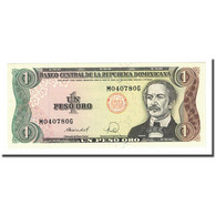 Billet, Dominican Republic, 1 Peso Oro, 1988, KM:126a, NEUF - Dominicaine