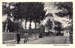 ROMANIA - TÂRGU FRUMOS / IASI : BISERICA SF. PARASCHIVA ~ 1930 - '935 - RRR !!! (ac076) - Roumanie