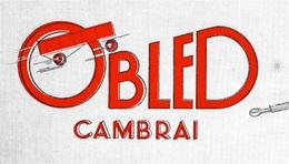 Flyer Prospectus REMORQUES INDUSTRIELLES OBLED Quai Cantimpré 59 CAMBRAI Nord (Multi Usages Dont Agriculture) - Publicités