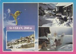 05 Saint Véran Divers Aspects (2 Scans) - Autres Communes