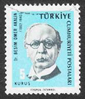 Turkey - Scott #1676 Used - 1921-... République