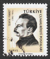 Turkey - Scott #1677 Used - 1921-... Republic