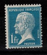 YV 179 N** Pasteur Cote 50 Euros - France