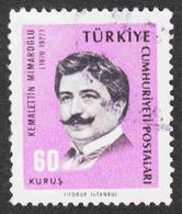 Turkey - Scott #1681 Used - 1921-... République