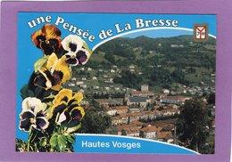 88 Une Pensée De La BRESSE Vue Générale Blason - France
