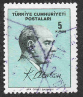 Turkey - Scott #1690 Used - 1921-... Republic