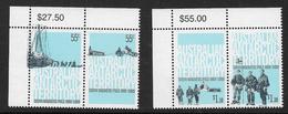 Australian Antarctic Territory 2009 Magnetic Pole 4v Set Unmounted Mint [4/3734/ND] - Neufs