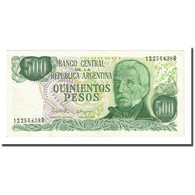 Billet, Argentine, 500 Pesos, Undated (1977-82), KM:303b, NEUF - Argentine