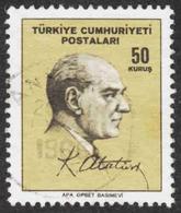 Turkey - Scott #1692 Used (2) - 1921-... Republic