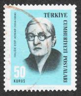 Turkey - Scott #1696 Used - 1921-... République