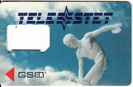GREECE - Discus Throw, Telestet GSM, Used - Greece
