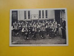 68 -- COLMAR -- Cercle D'accordéon... VOGESIA - Colmar