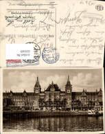 609069,Amsterdam Centraal Station Bahnhof Netherlands - Ansichtskarten