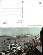 609064,Foto Ak Amsterdam Gezicht Op Het IJ Schiffe Dampfer Hafen Netherlands - Ansichtskarten