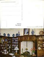609059,Delft Fireplace Showroom Royal Delftware Porzellan Interieur Netherlands - Ansichtskarten
