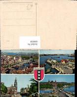 609058,Mehrbild Ak Amsterdam Netherlands - Ansichtskarten
