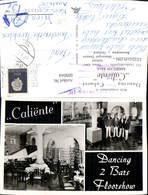 609044,Mehrbild Ak Amsterdam Holland Caliente American Bars Netherlands - Ansichtskarten